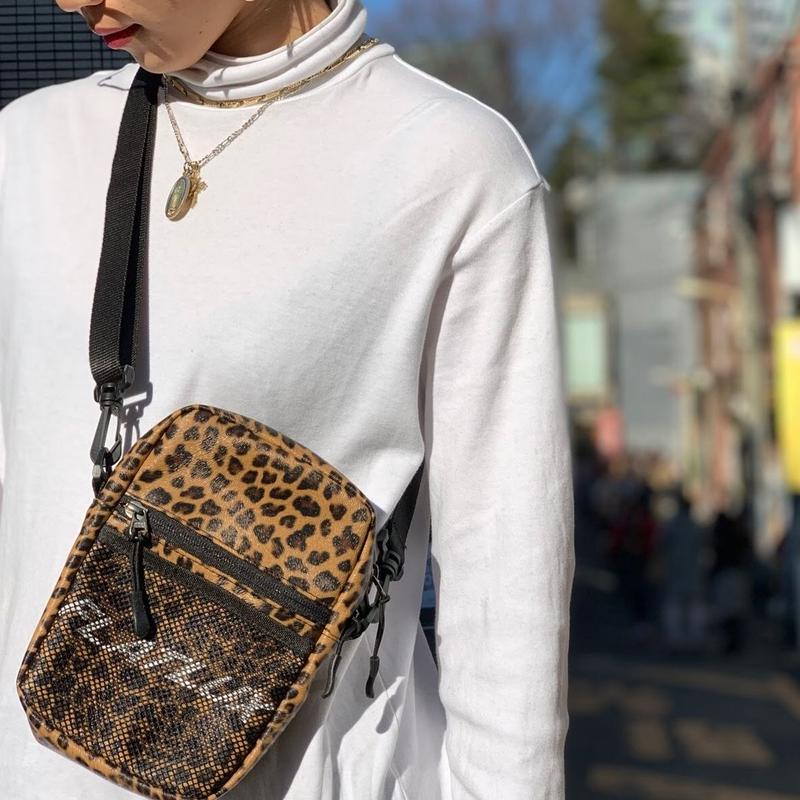 FLATLUX  Gone Mini Bag (leopard)