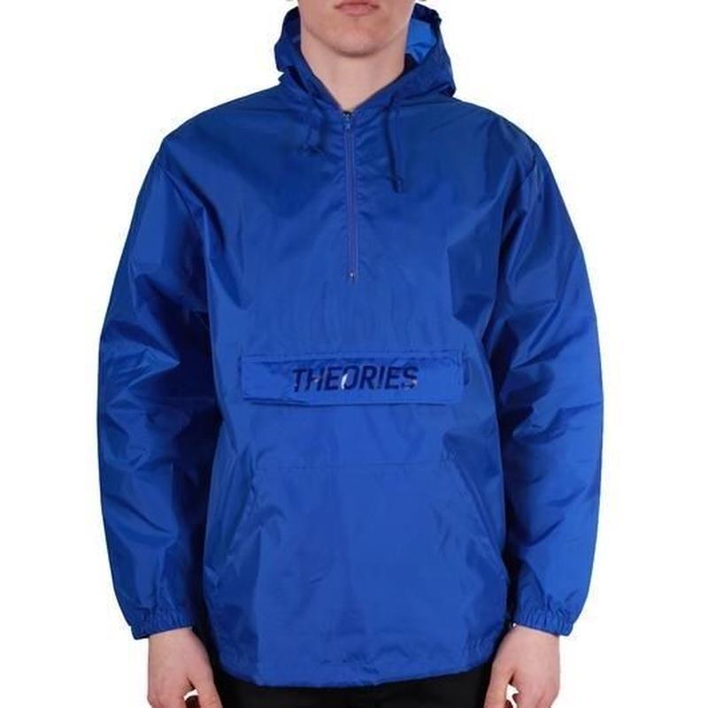 Theories Field Ops Windbreaker Jacket (Royal)