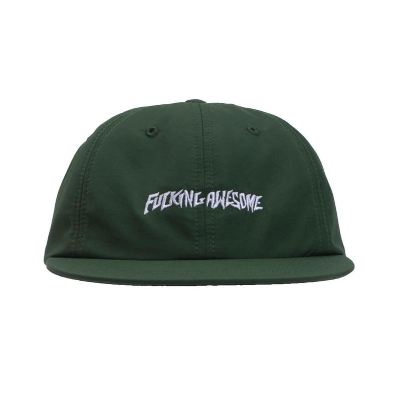 FUCKINGAWESOME Drawings Hat (BLACK, GREEN)