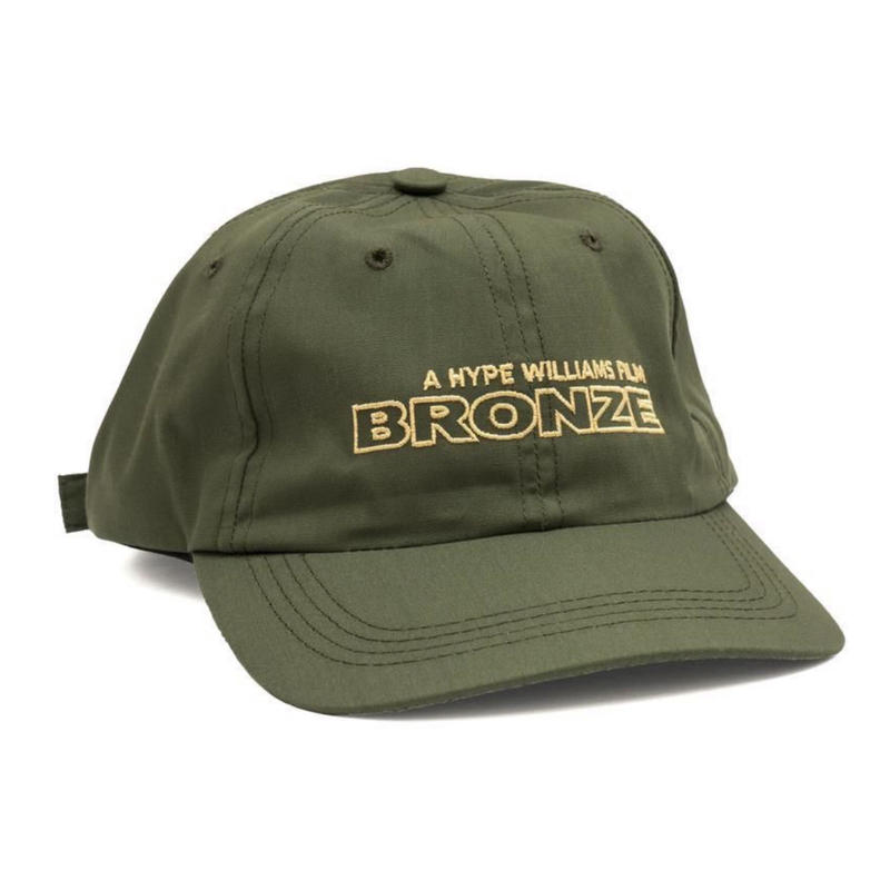 BRONZE HYPE HAT (OLIVE)