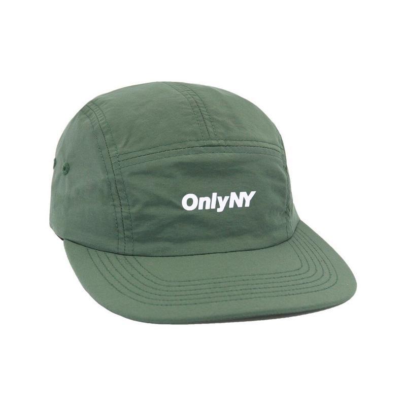 Only NY Logo 5-Panel Hat (VIOLET, OLIVE, BLACK)