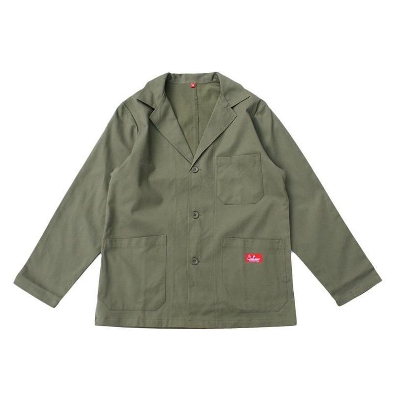 Cookman Lab.Jacket (khaki)