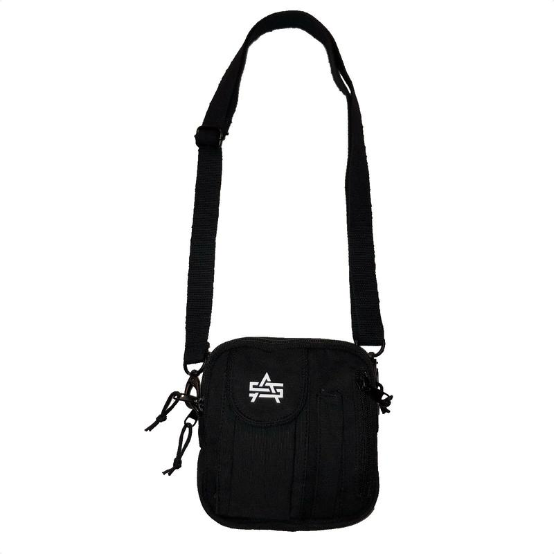 ATTACK ORIGINAL JUNGLE POUCH (BLACK)