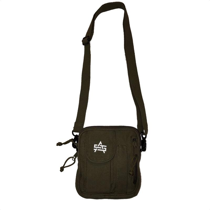 ATTACK ORIGINAL JUNGLE POUCH (OLIVE)