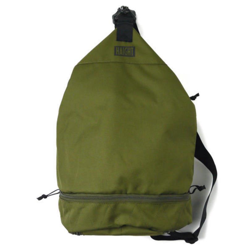 HAIGHT ONE SHOULDER TRAINING BAG (OLIVE)