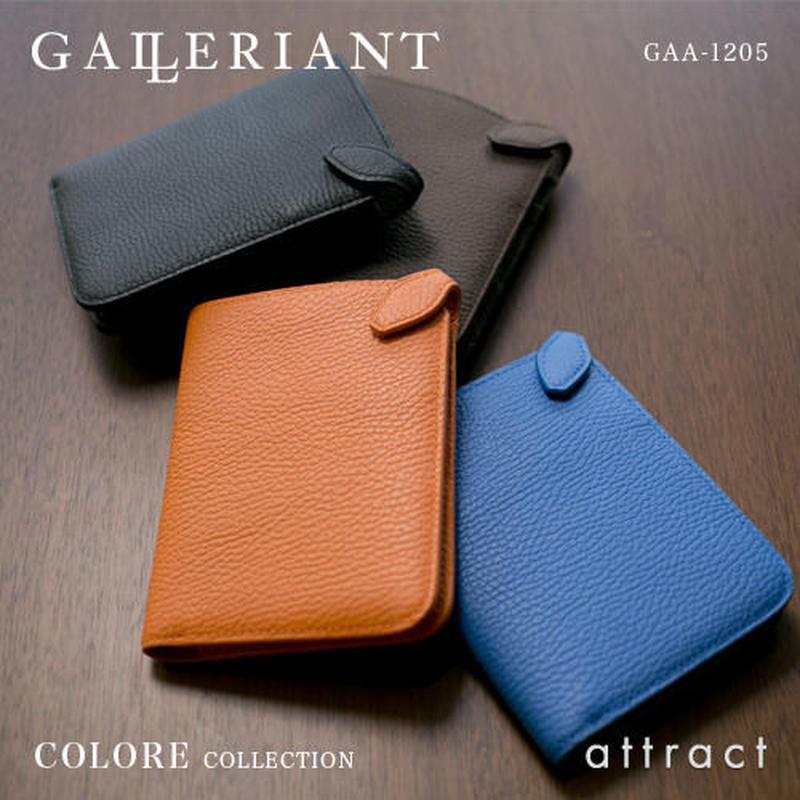 GALLERIANT ガレリアント COLORE コローレ ウォレット 二つ折り財布 GAA-1205