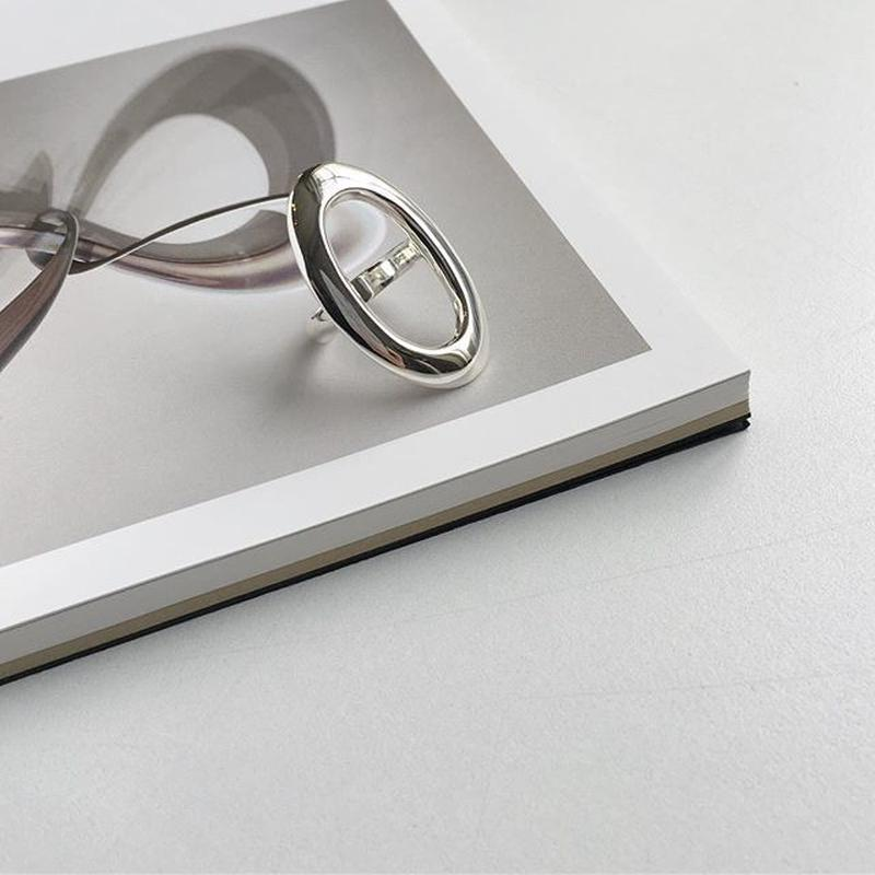 Zoe ring in silver