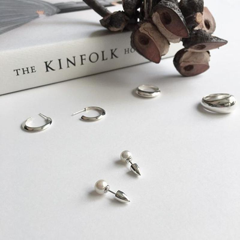 Jane pierce in silver
