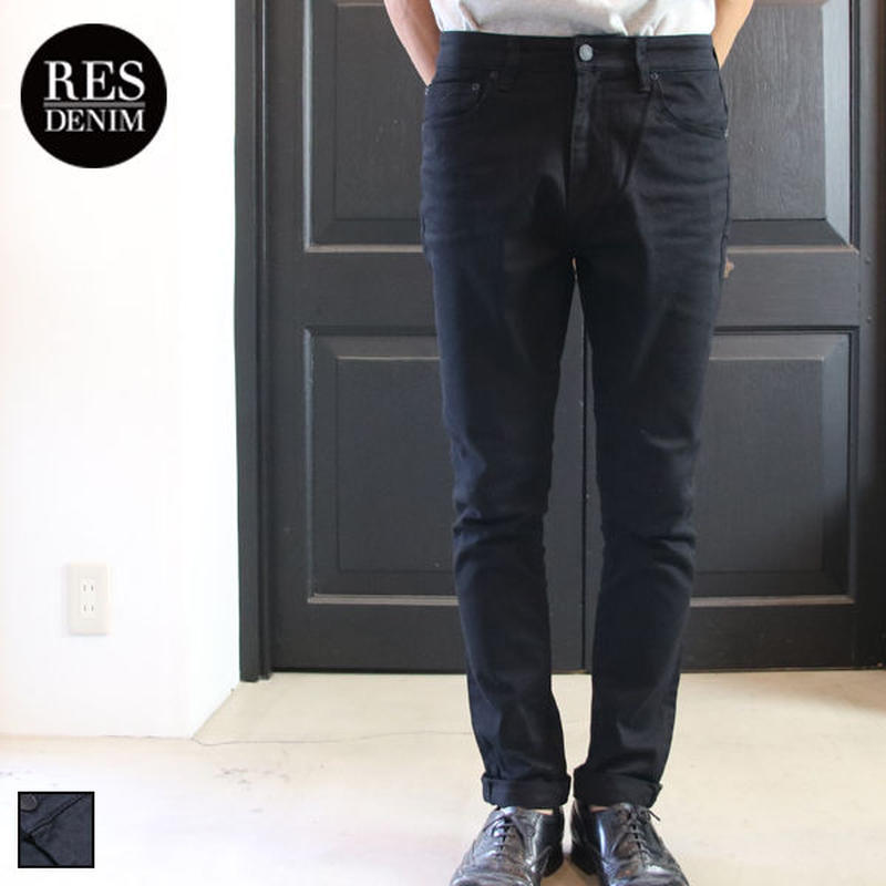 [INS3056] RES DENIM BROLIN BLACKOUT