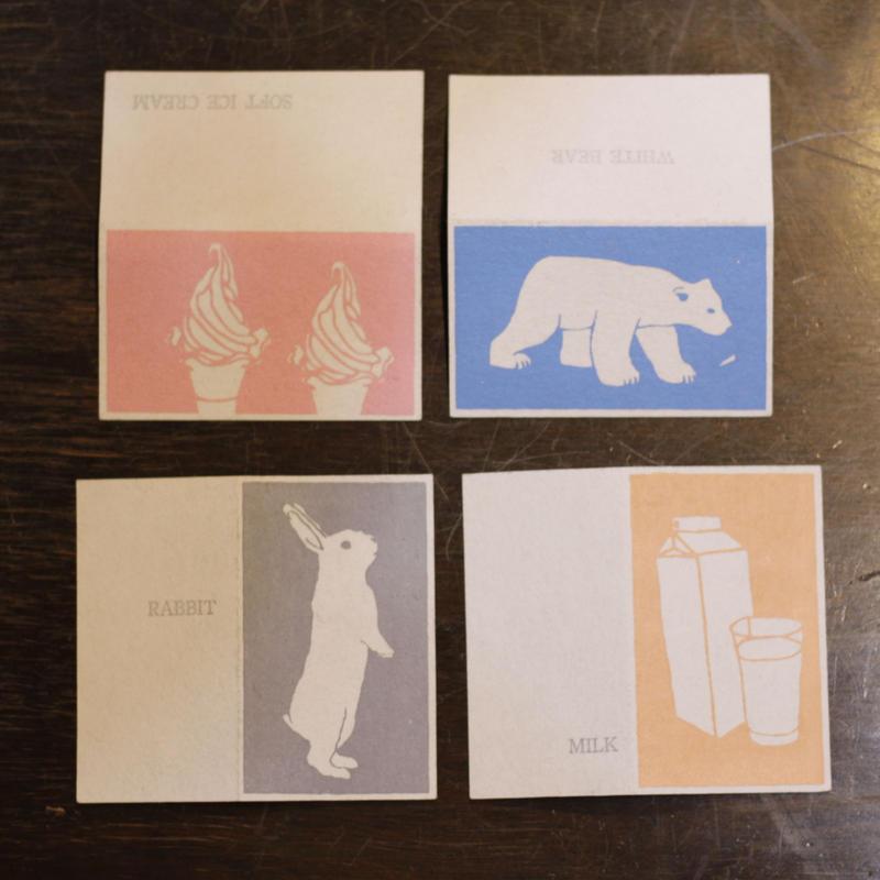 ミニメッセージカード