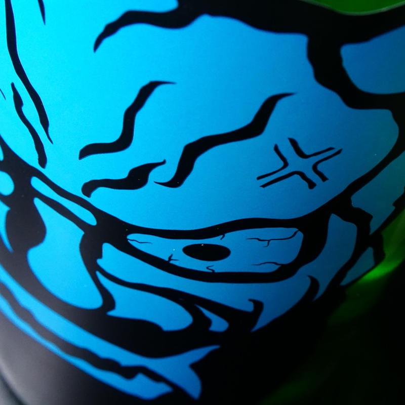 鬼山間「青鬼ラベル」特別本醸造 無濾過生原酒 30BY 1.8L