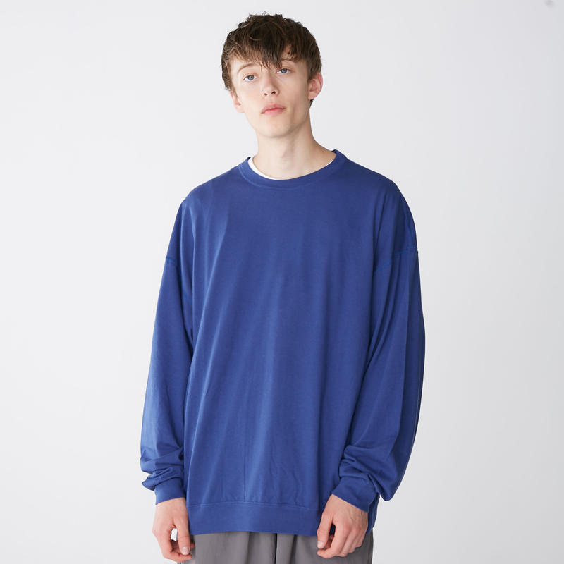 Loose L/S Tee(NVY)