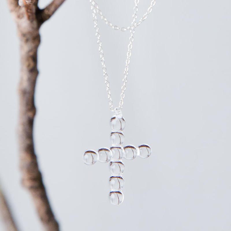 prier necklace / 16-n3