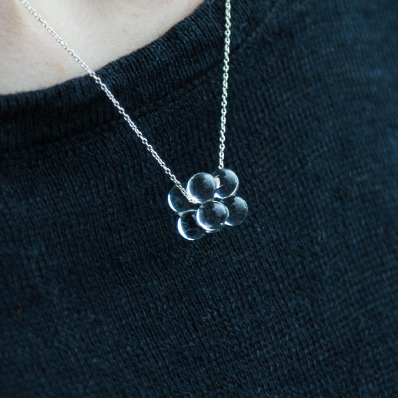 dotcube necklace / 17-n15