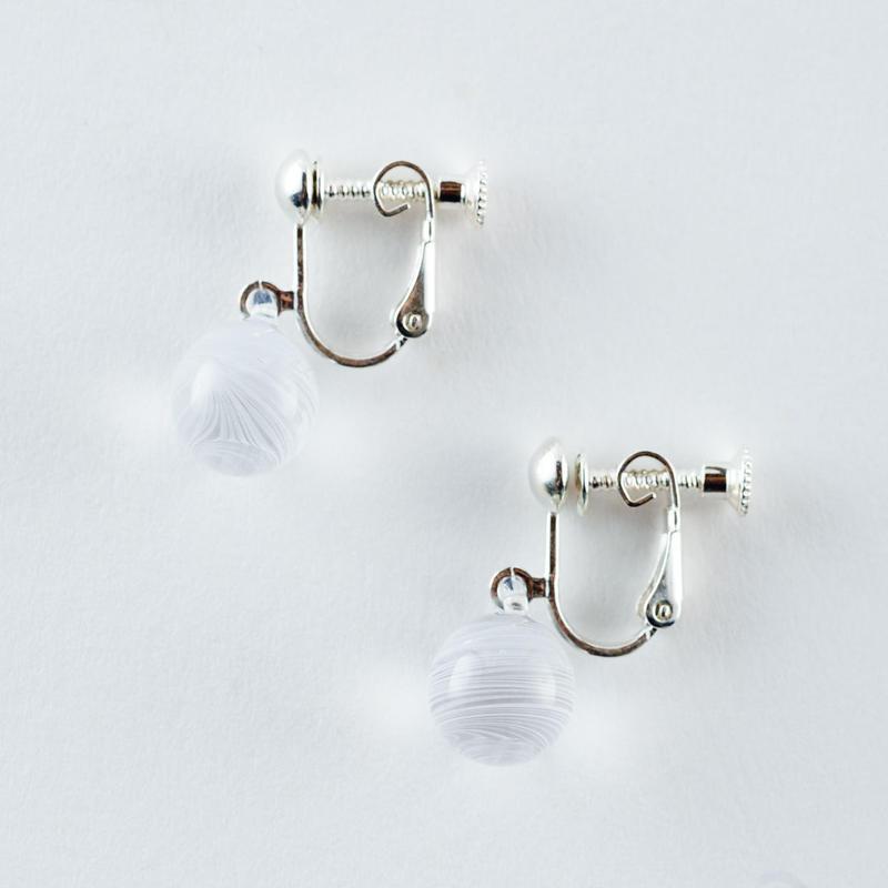 brume earring  / 16-p23(e)