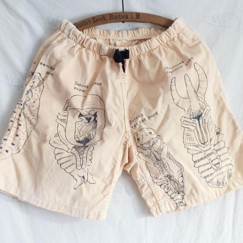 【on GRAMICCI】OMA overdrawing shorts  13   pupa|さなぎ