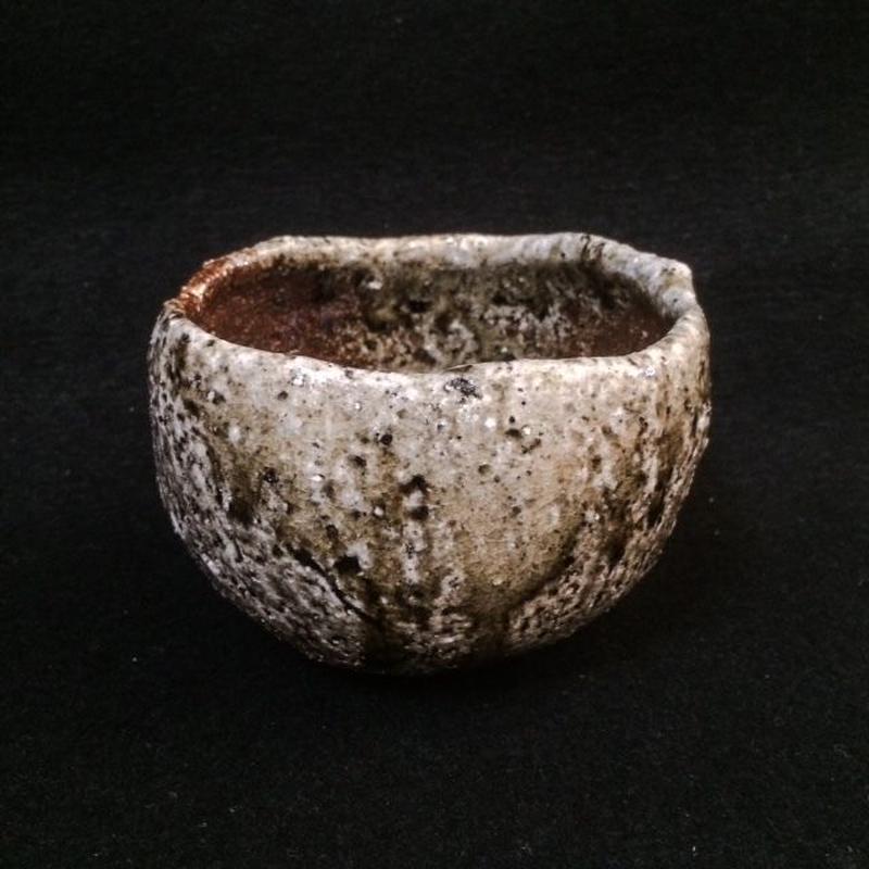信楽窯変茶碗 近藤俊太郎