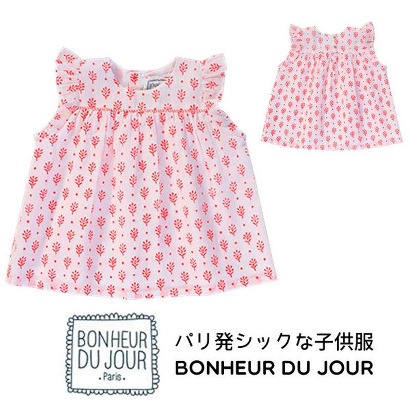 BONHEUR DU JOUR 刺繍入りチュニック(16076)
