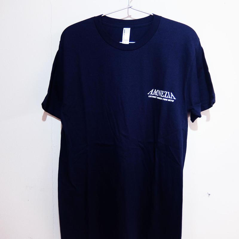"LSTNGT ""Amnezia T-shirt AVYSS限定 Z-BOYS"" Tシャツ"