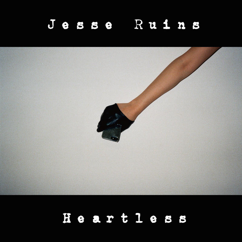 Jesse Ruins『Heartless』CD