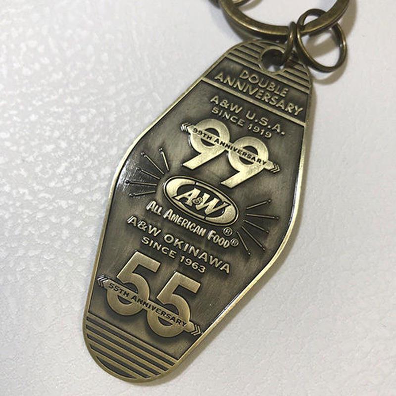 55周年記念キーホルダー:メタル