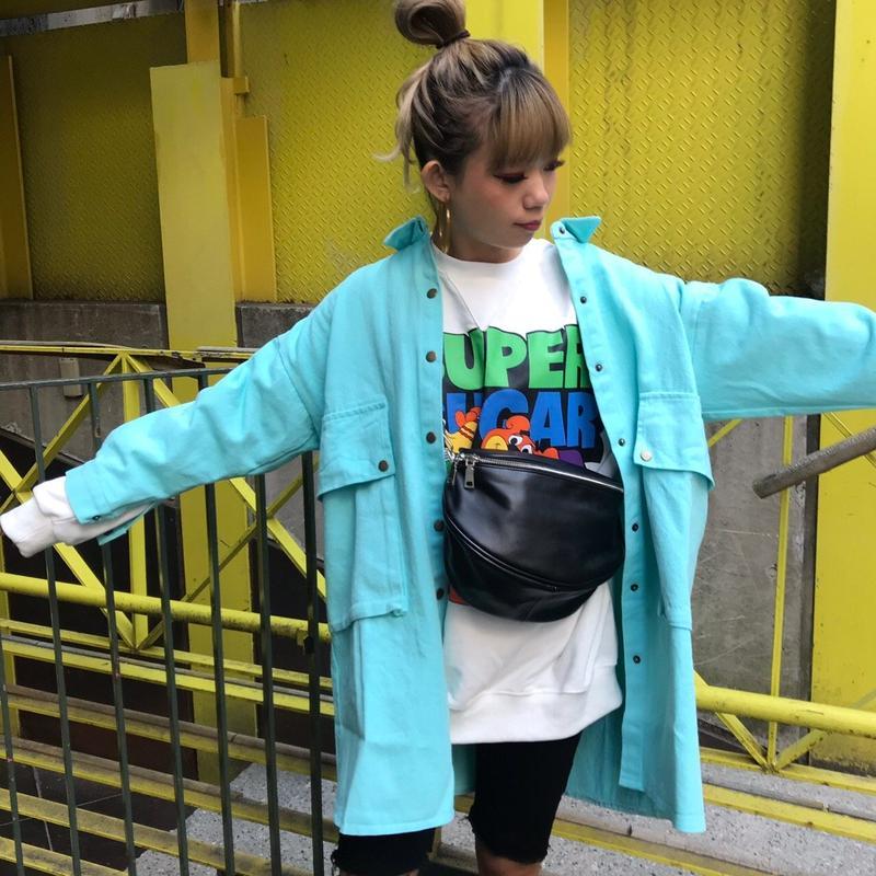 COLORジャケット「カツラギさん」