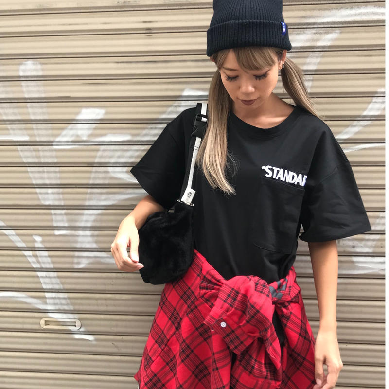 ポッケTシャツ「STANDARD」