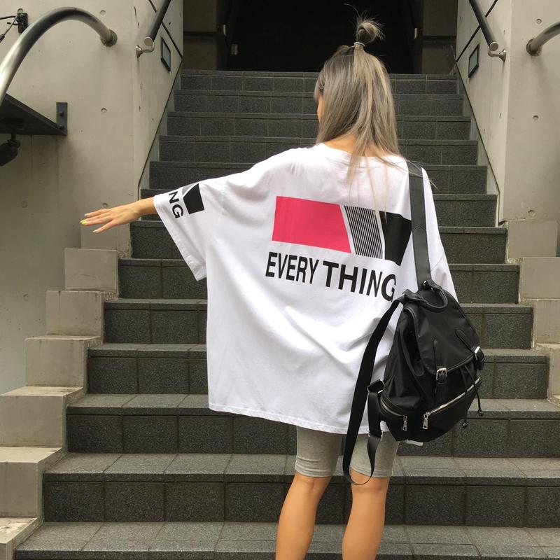 BIGBIGTシャツ「Everything」