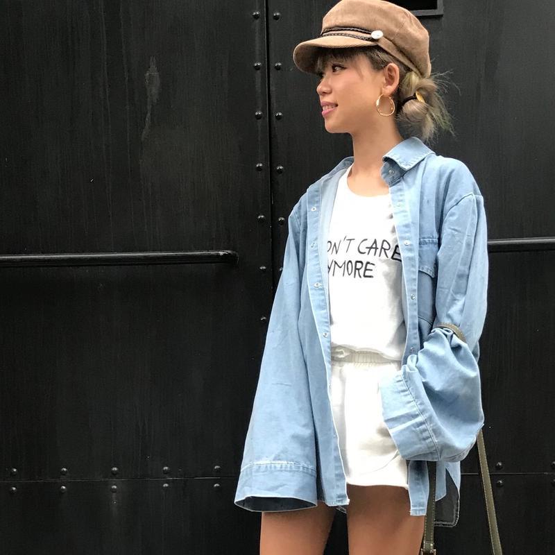 ワイスリdenimシャツジャケ
