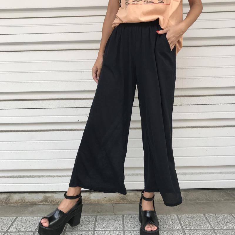 【¥3,590→¥2,590】さらさら〜pants