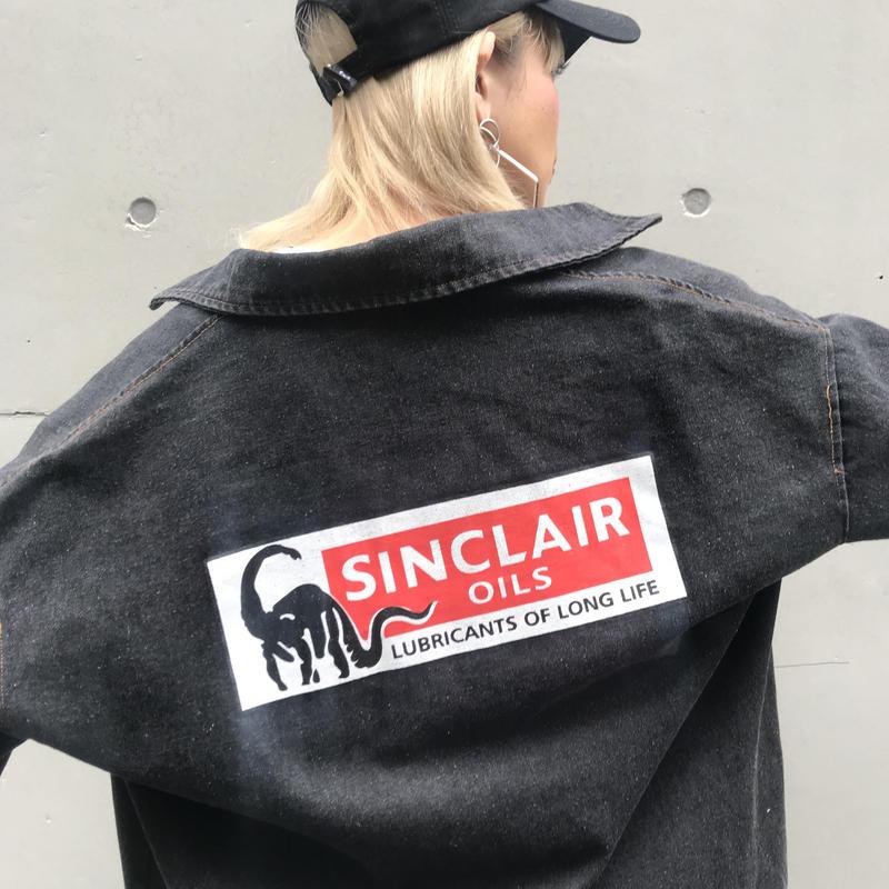 デニムシャツ「SINCLAIR」