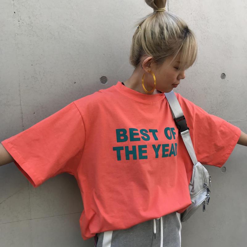 BIGTシャツ「BEST」