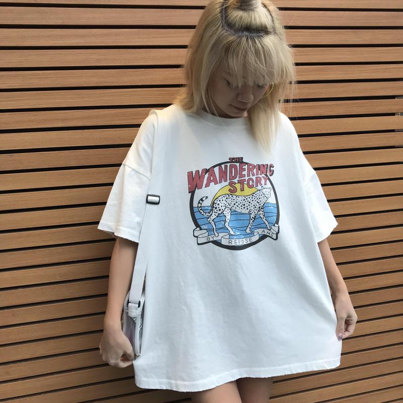 柔らかTシャツ「STORY」