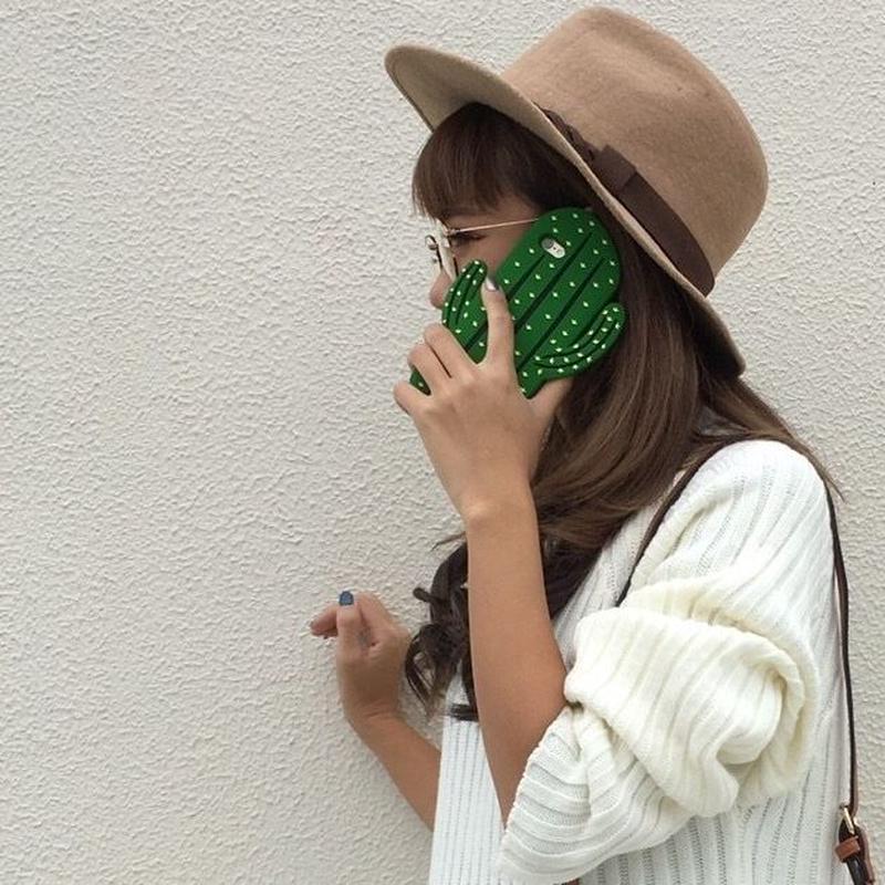 【¥1,590→¥300】サボテンiPhone6シリコンゴムケース