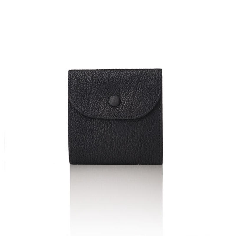 Shrunken Leather sumi black