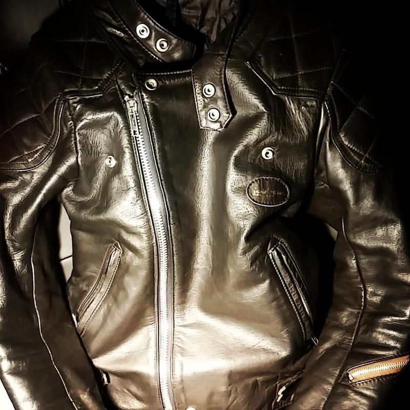 70,s Lewis Leathers Super Monza ヴィンテージ極上美品34