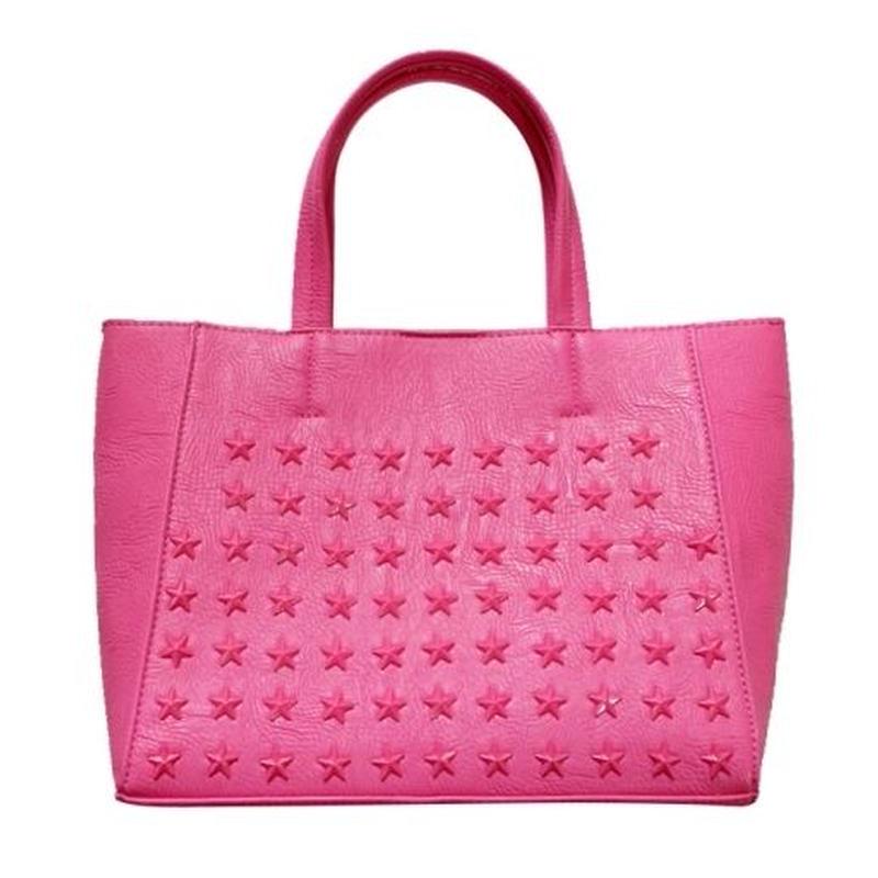 トレスター トートバッグ Sサイズ ピンク