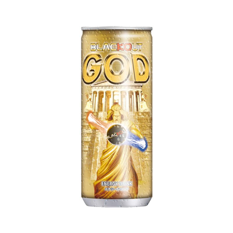 BLACKOUT GOD1箱 (250ml缶×30本)