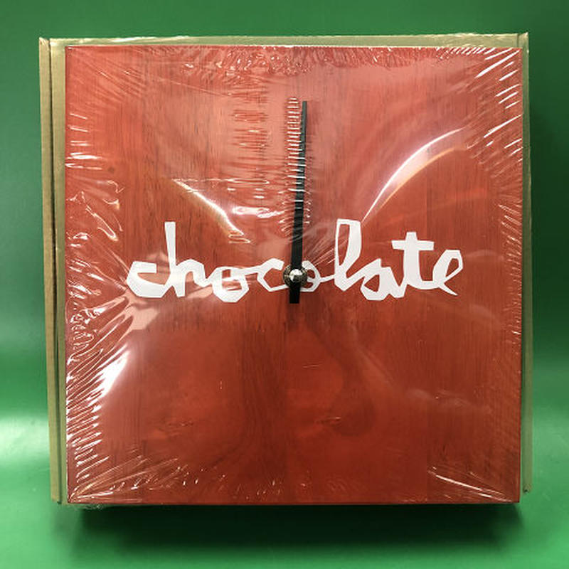 Chocolate / Wall Clock