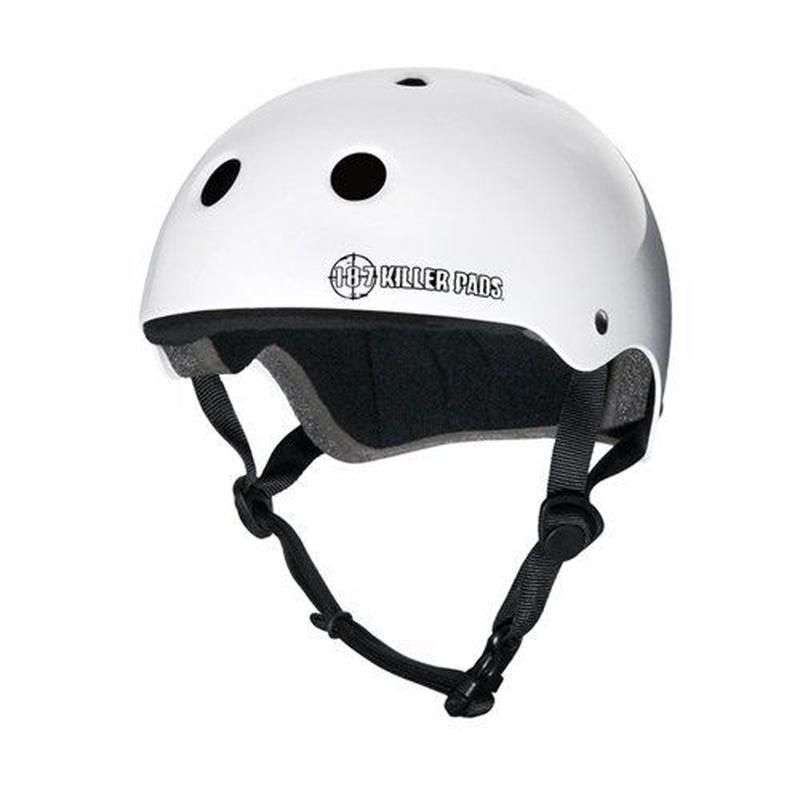 187 Helmet / Gloss White / M