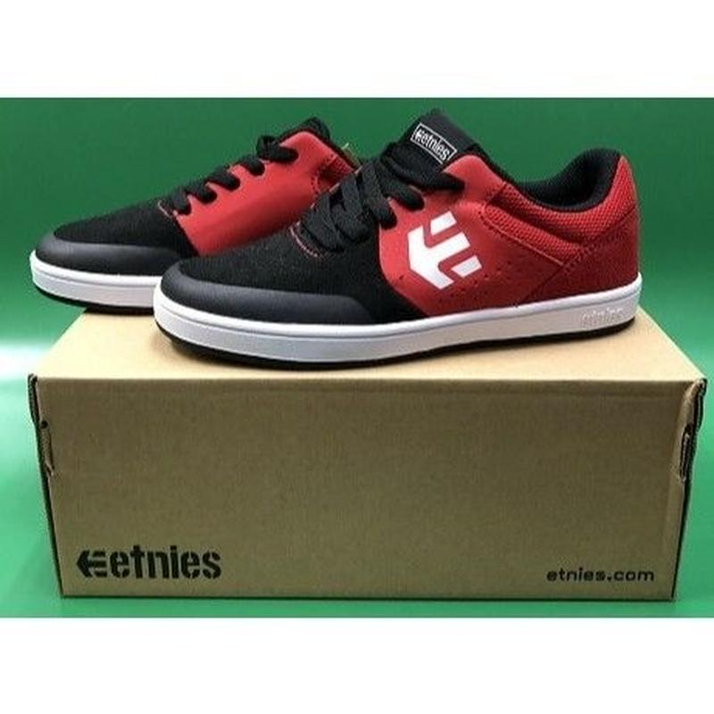 "Etnies / ""Kids Marana"" Black / Red 3inch (21cm)"