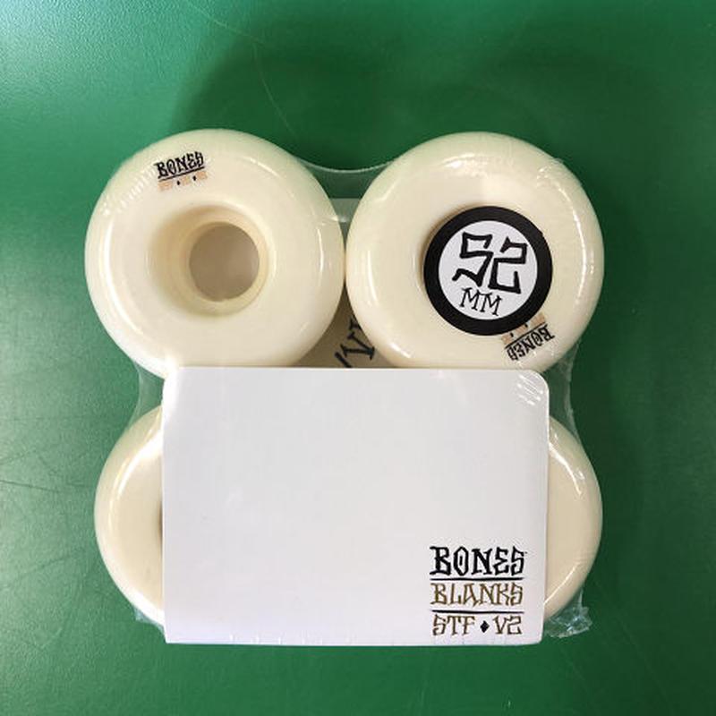 "Bones STF / ""V2 Blanks"" 83B(103A) V2 52mm"