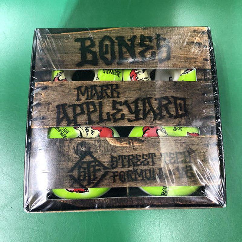 "Bones STF / Mark Appleyard ""Apple"" 83B(103A) V2 53mm"