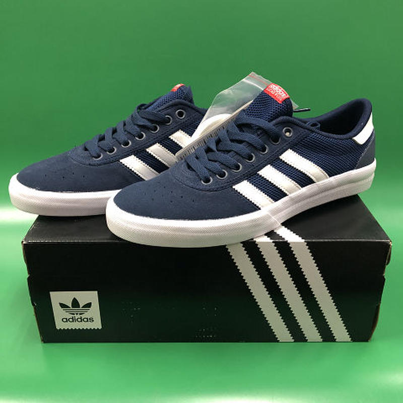 "Adidas / ""Lucas Premiere"" Navy / White 9inch (27cm)"