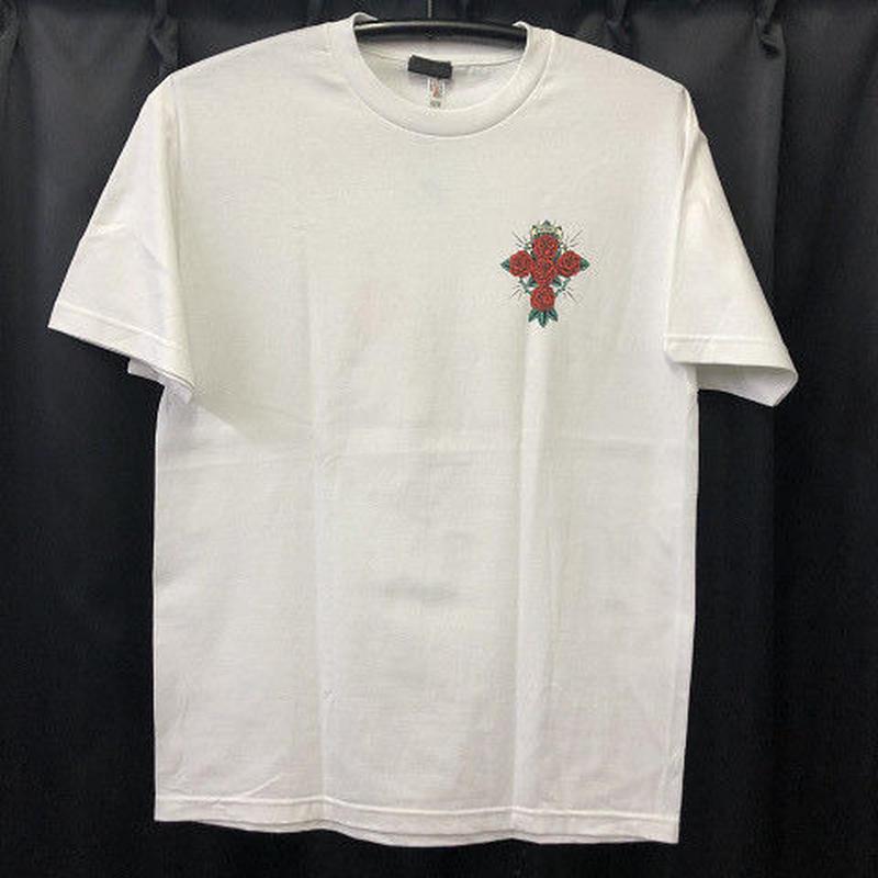 """Santa Cruz / """"Dressen Rose Kit T-Shirt"""" / L"""