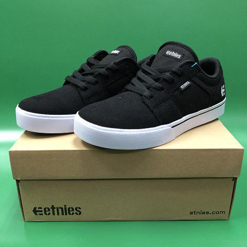 "Etnies / ""Kids Barge"" Black 5inch (23cm)"