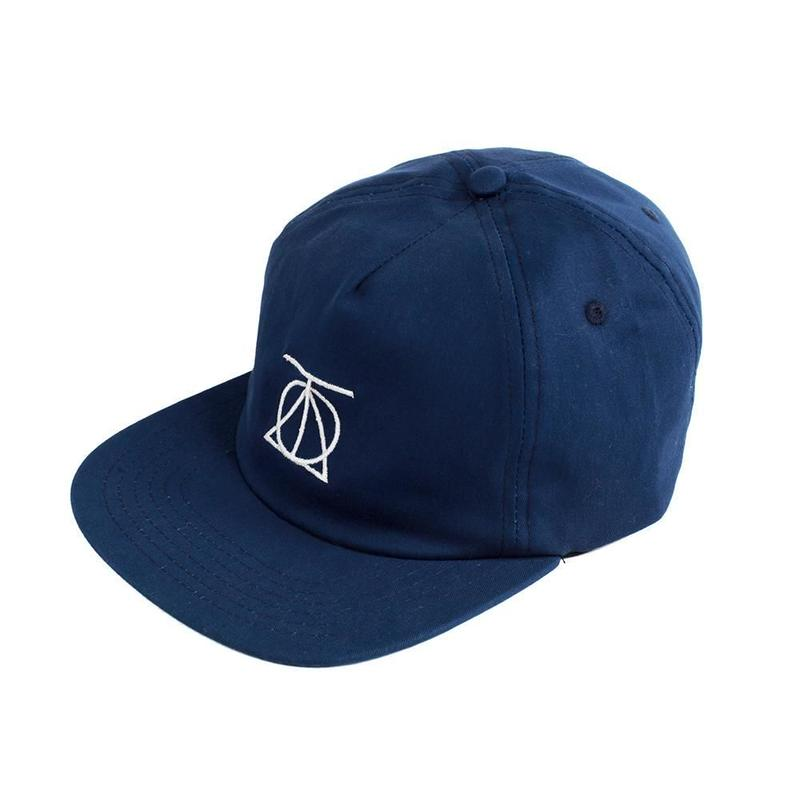 "Theories / ""Crest Cap"" Navy"