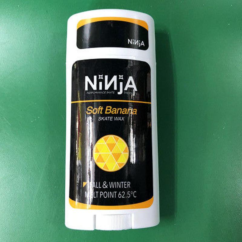 Ninja / Banana Wax