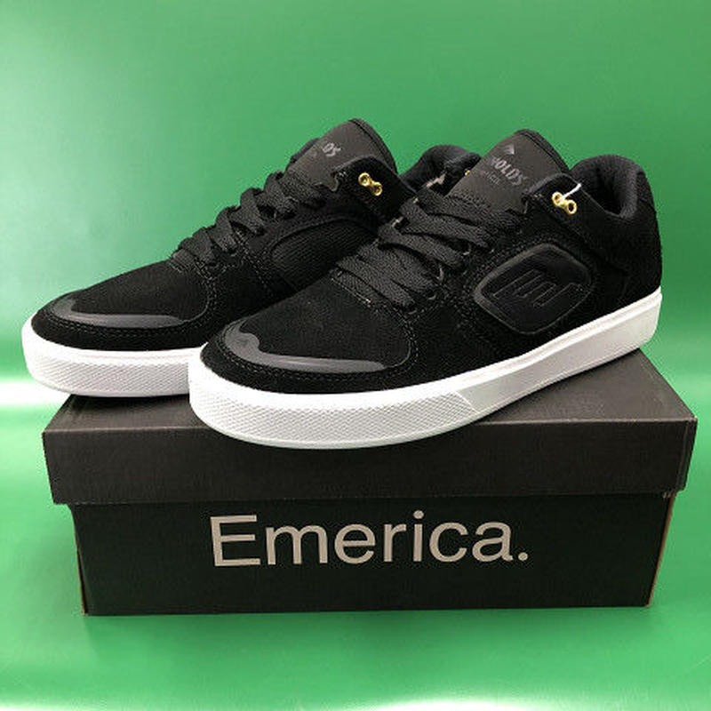 "Emerica / ""Reynolds G6"" Black / White 9inch (27cm)"