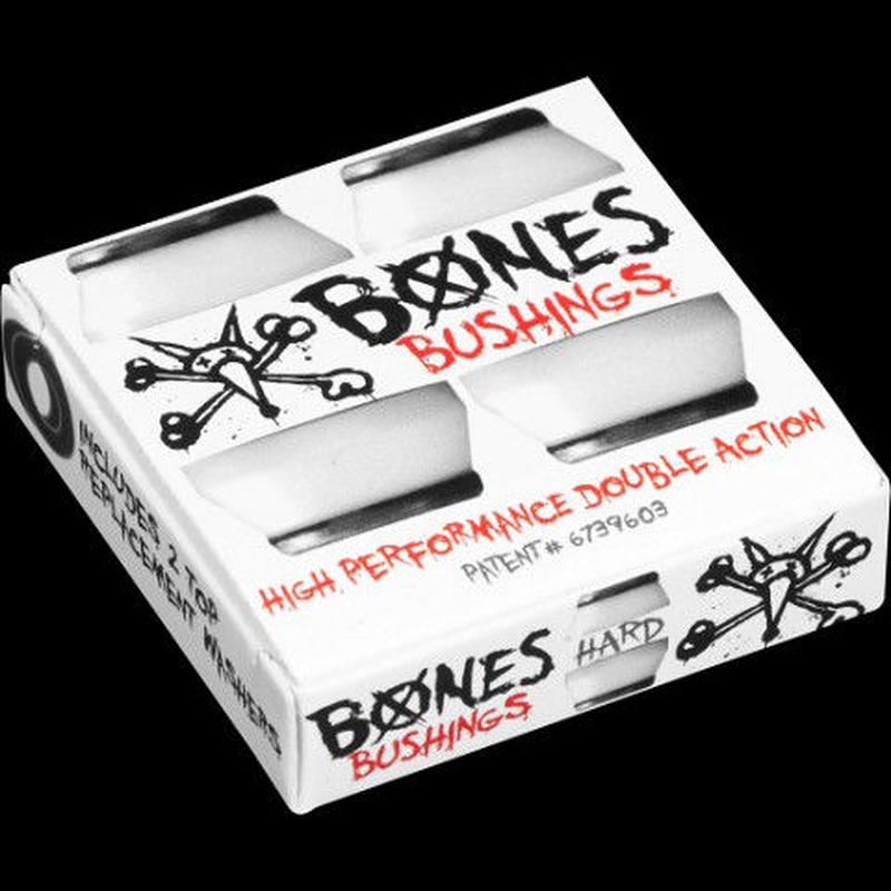 Bones / Hardcore Bush Hard White 96A